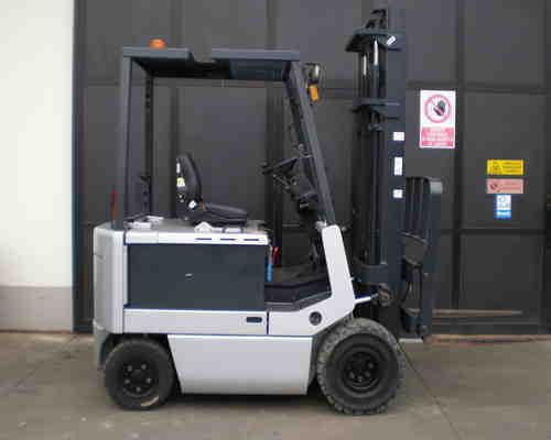 manutenzione programmata carrelli elevatori Pisa