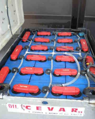 vendita batterie e raddrizzatori Santa Croce